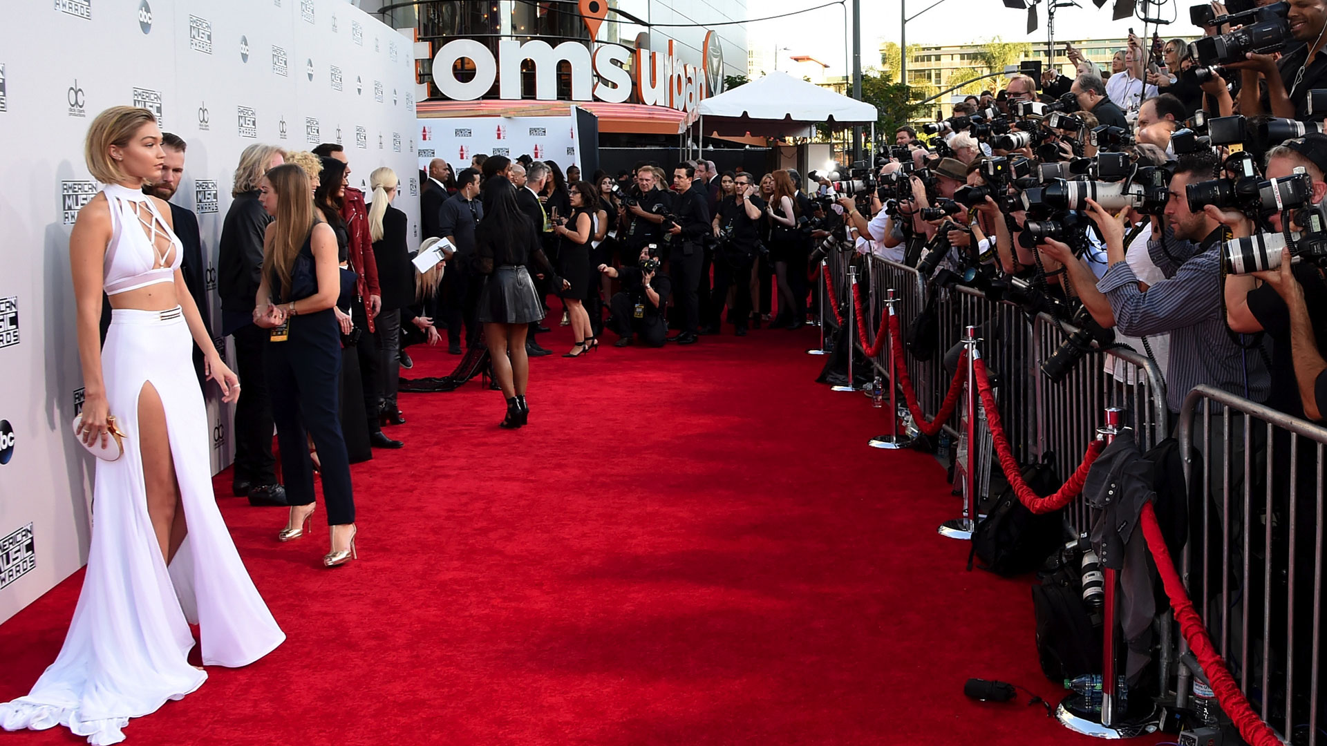 Hollywood Red Carpet Featured