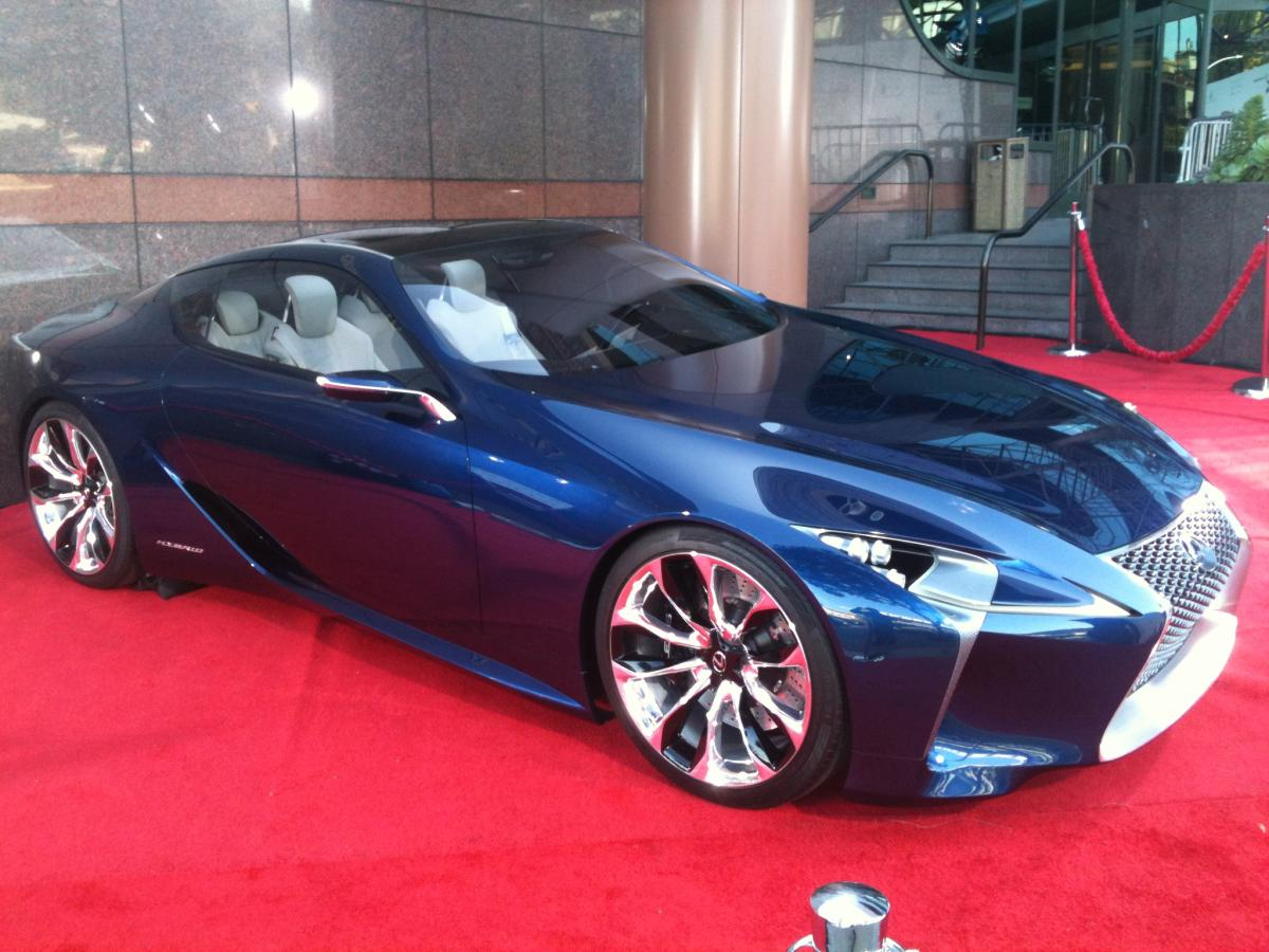 Lexus Red Carpet Events