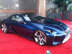 Lexus Red Carpet Events