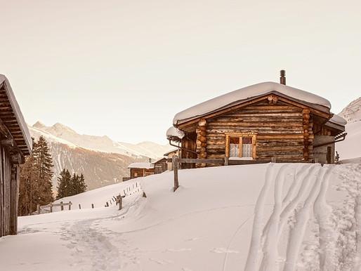 10 tips -  Slik unngår du skade på hytta i vinter