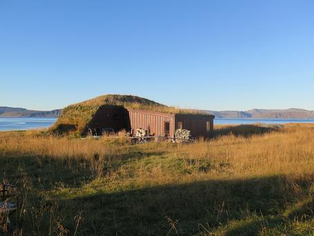 Workshop i Kårfjorden