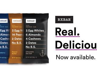 RXBARS - #realfood