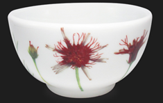 Bowl Cravo do Campo Flores  (We Design)