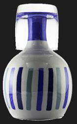 Moringa Cl�ssica Listras Azuis  (We Design)