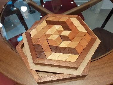 Jogo 3 Dimensões (Gastão Debreix)