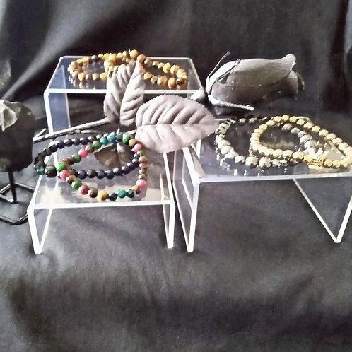 Grounding Stone Bracelets