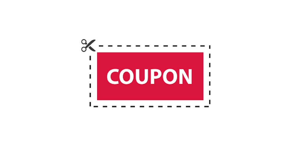 A HOW TO USE COUPON