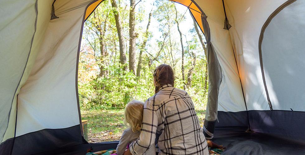DIY Family camping trips