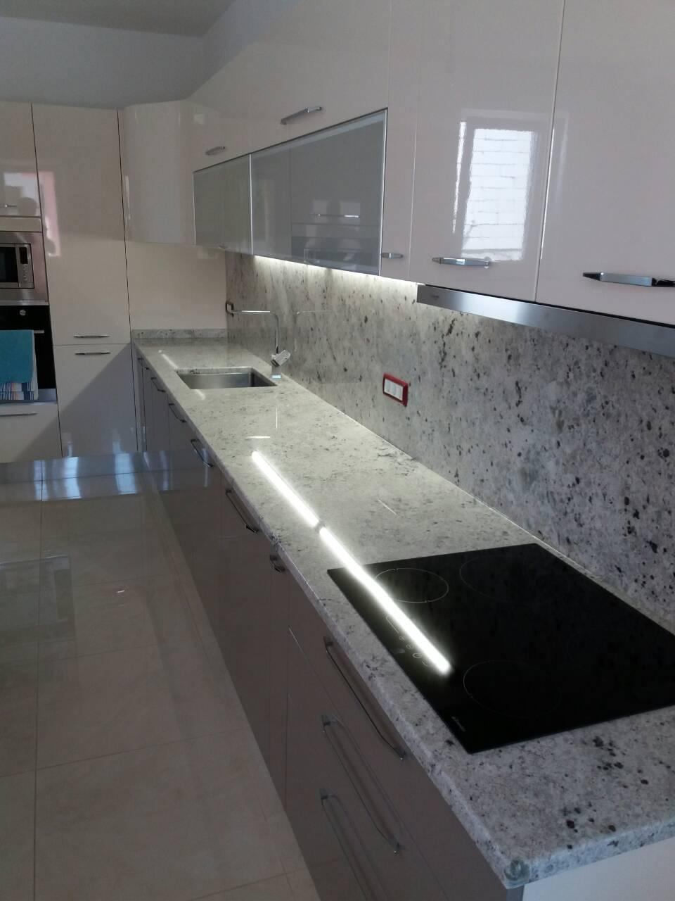 Kitchen Countertop Backsplash Neroimpal