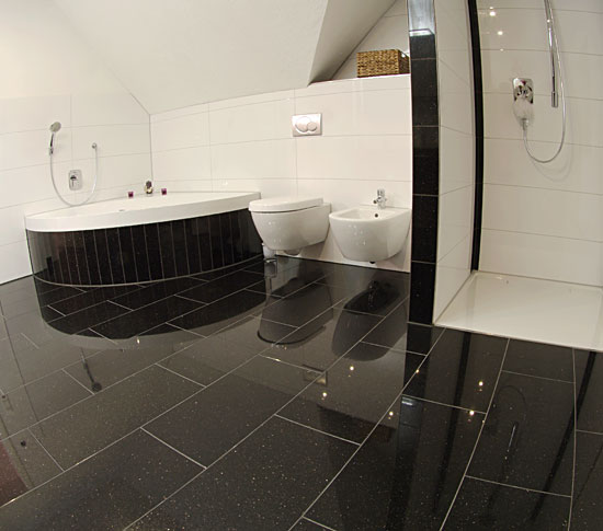 Black Galaxy flooring