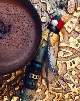 cacao & baton de parole.JPG