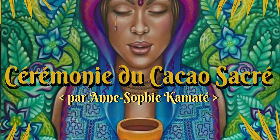 Cérémonie Cacao & Féminin Sacré • Lille