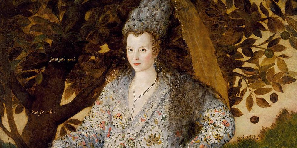 Elizabethan Gardens: Queen Elizabeth's Flowers