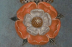 """""""Pluck a White Rose...Pluck a Red Rose"""": The Origin of the Tudor Rose"""