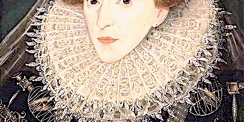 Elizabethan Embroidery: Gloriana's Gifts and the Power of the Needle -- Saturday lecture