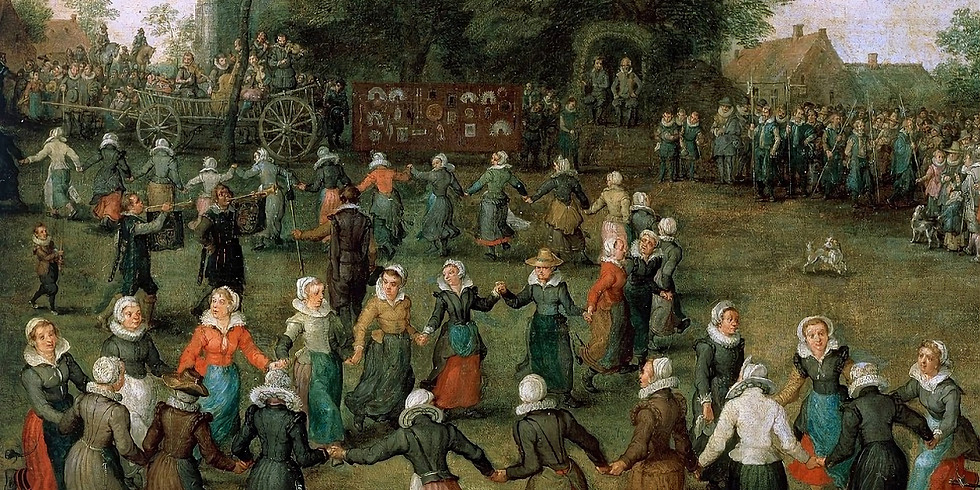 Who Wore What: Needlework at Different Social Levels in Early Modern England