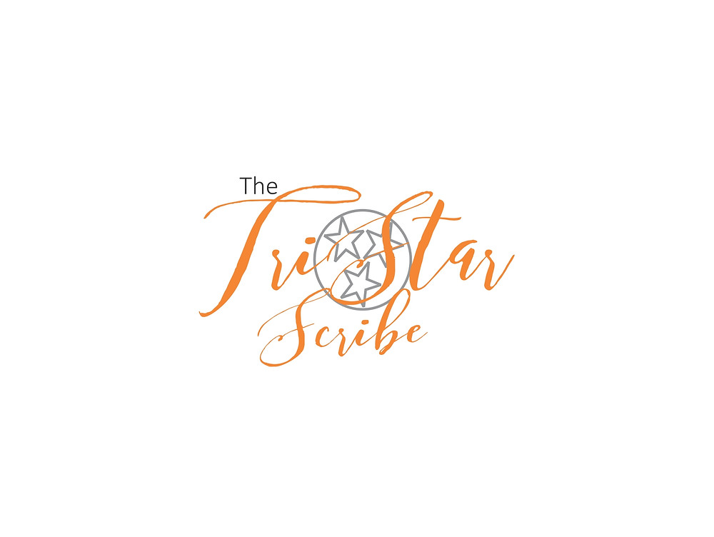 the tristar scribe logo calligraphy tennessee