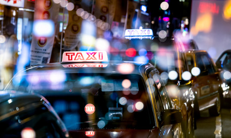 Taxi stand_1