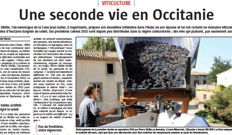 Une seconde vie en Occitanie