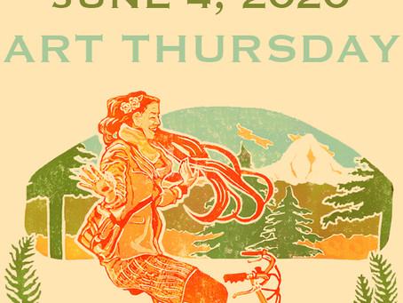 Art Thursday | June 4th, 2020