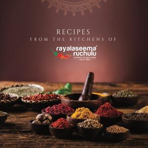 Moong Dal Halwa: Recipes from the kitchen's of Rayalseema Ruchulu