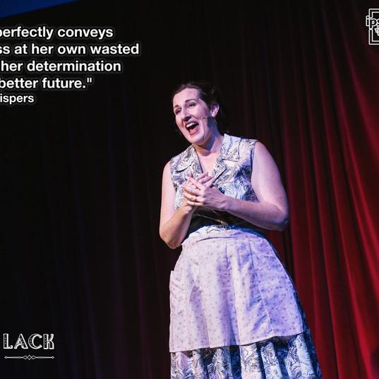 Beth Keehn, Stage Whispers