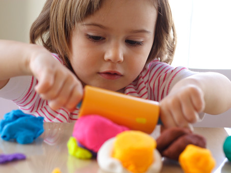 Lots To Learn From Playdough