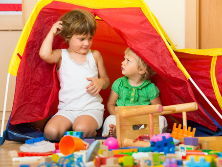 Why is my child's development more critical in the first five years of life?
