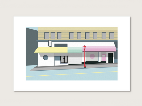 Vancouver Illustration