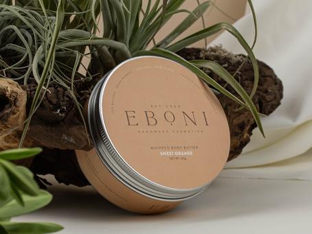 Eboni Product Photoshoot and Video
