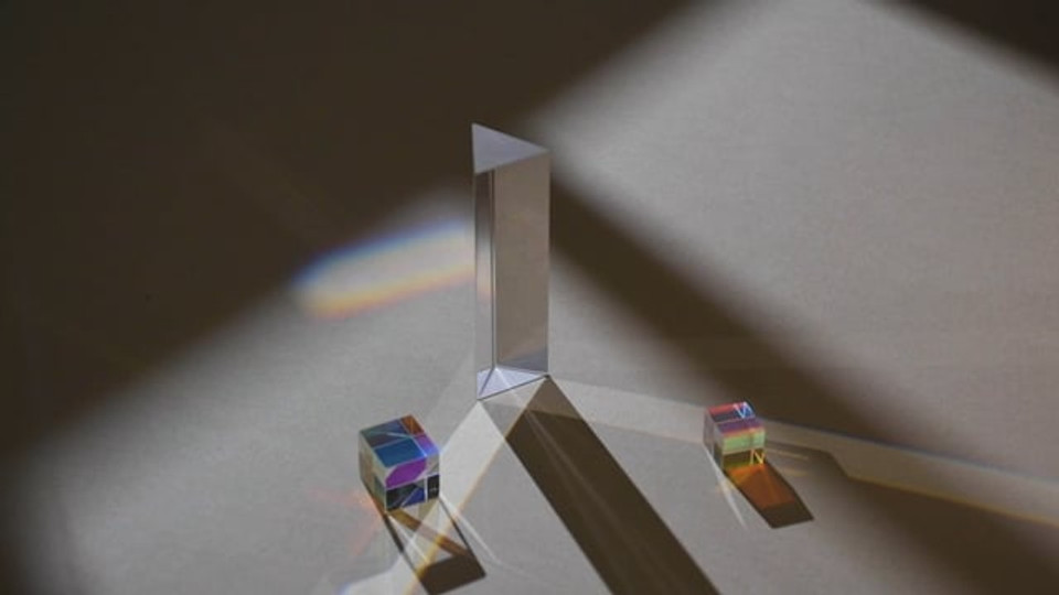 Prism Light Shadow Cinemagraph