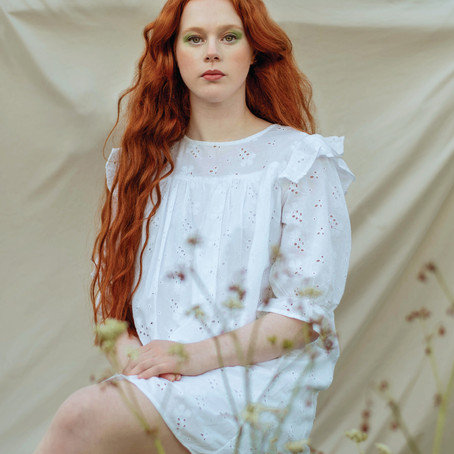 Flame Haired and Fields