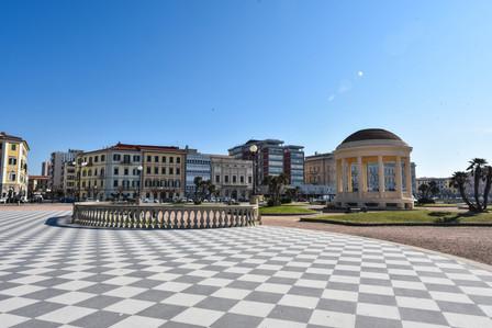 Livorno - Terrazza Mascagni