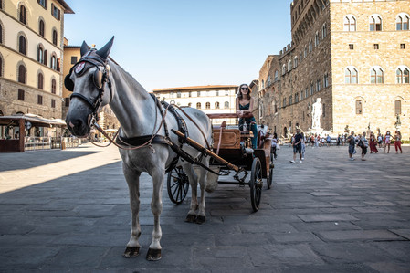 Marie in Florence