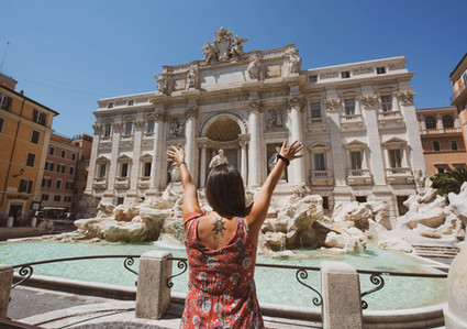 Roma - Fontana di Trevi