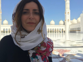 La mia crociera negli Emirati Arabi - LISA