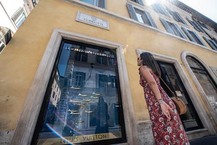 Roma - Via Condotti