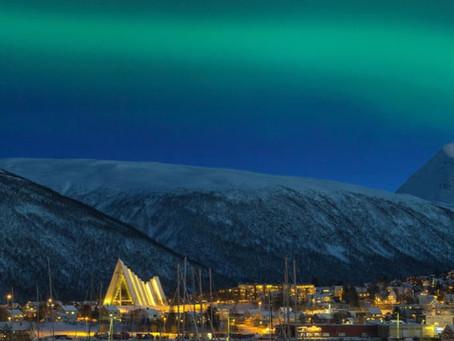 10 luoghi dove avvistare l'aurora boreale