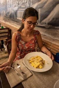 Roma - Pranzo in trattoria