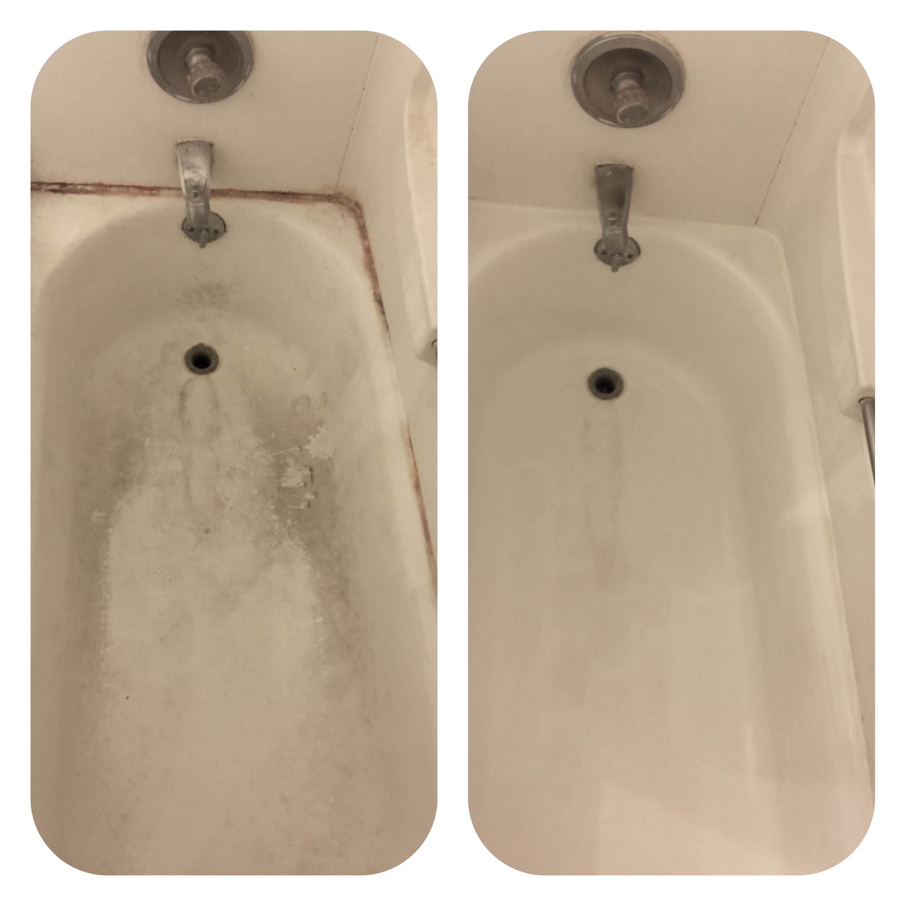 Tub Cleaning + Re-caulk