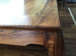 Koa Table Restoration