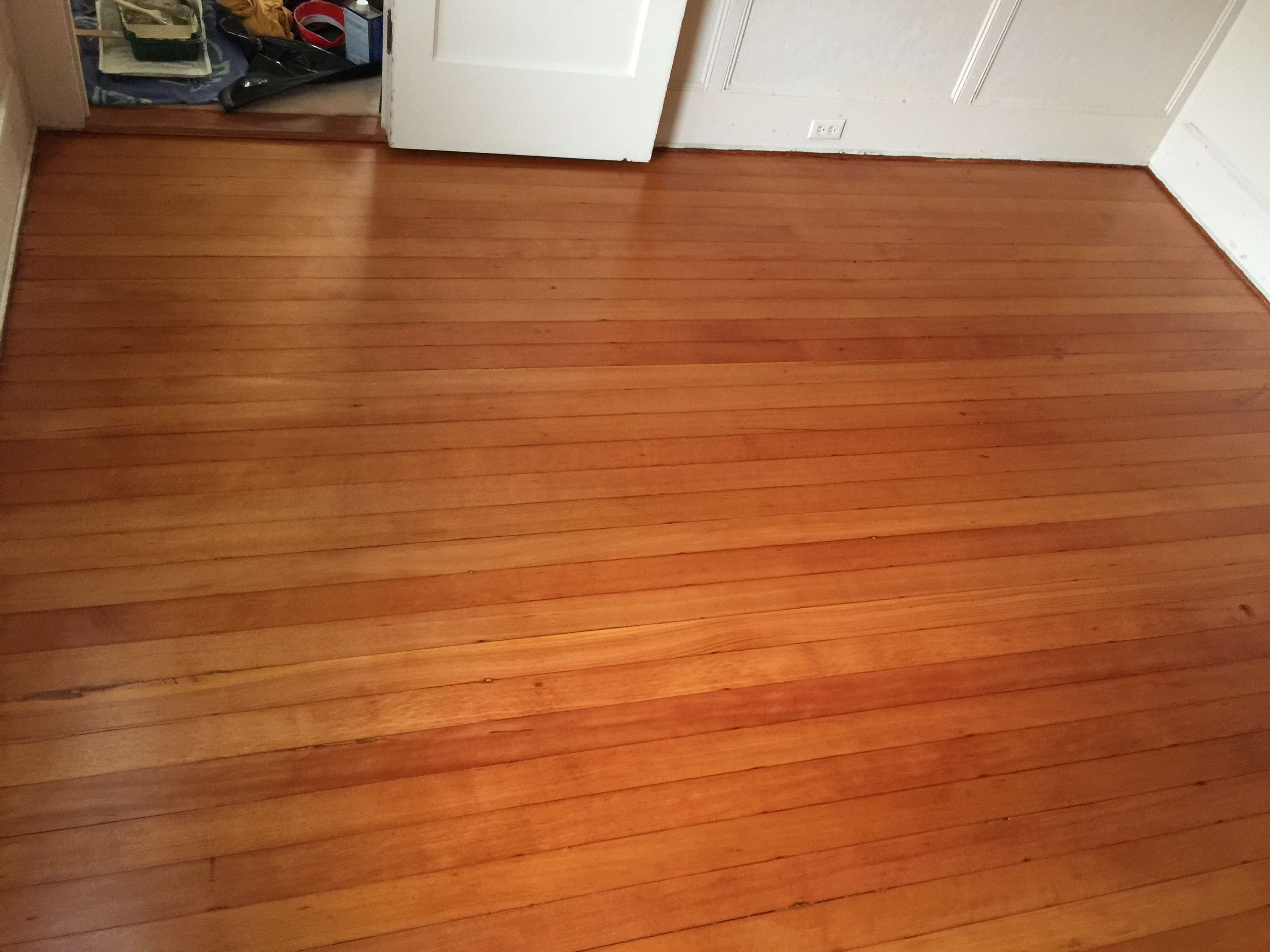 Ohia Floor Restoration