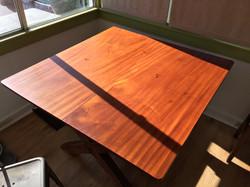 Mahogany Table Restoration