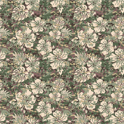 Hawaiian Camouflage
