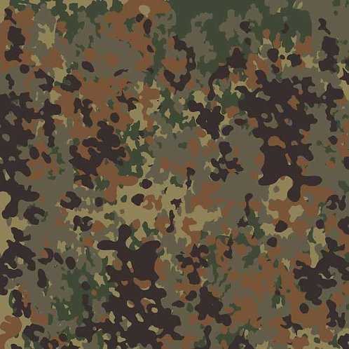 Flecktarn Camouflage