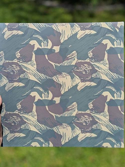 Rhodesian Brushstroke Camo