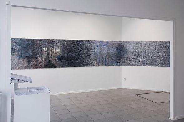 Museum, 2020-2021. 100 x 630cm..jpg