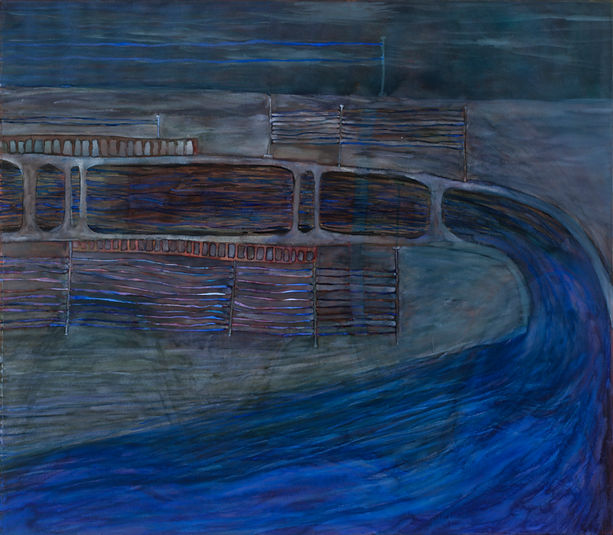 6 Kanava Canal 97-111 watercolour 2003.j
