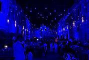 Iluminacion arquitectonica para bodas