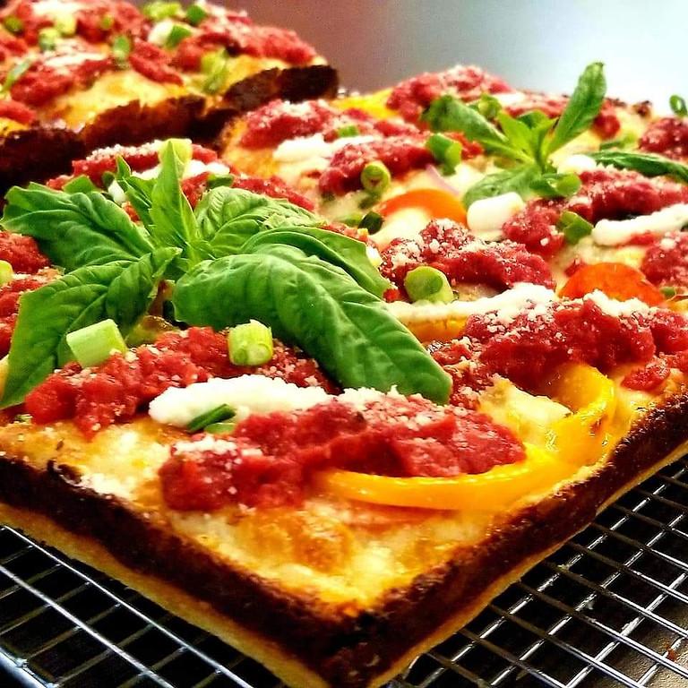 Detroit Style Pizza with Alto Grado